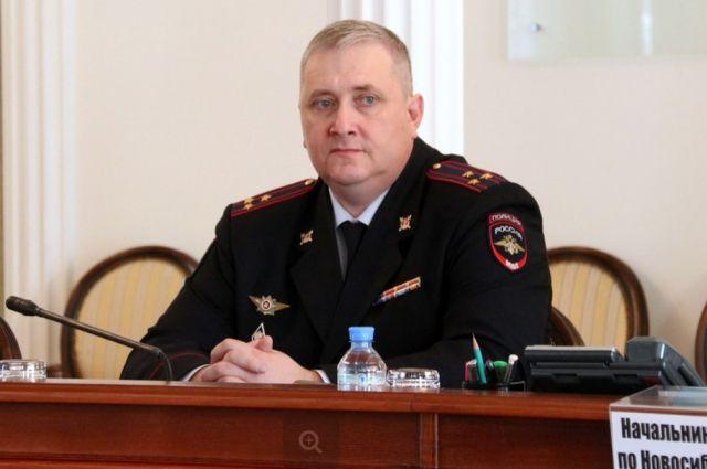 ГИБДД подтвердила смерть главы ведомства по Новосибирской области Маерчука