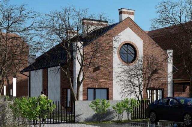 На градосовете представили проект сохранения облика Лёбенихтского госпиталя