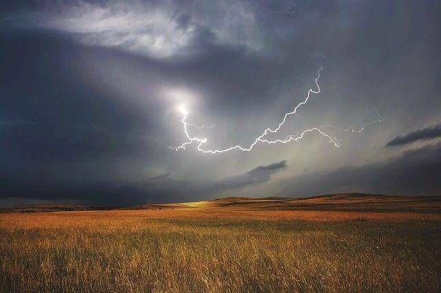 Во Владимирской области 30 апреля ожидается гроза и усиление ветра