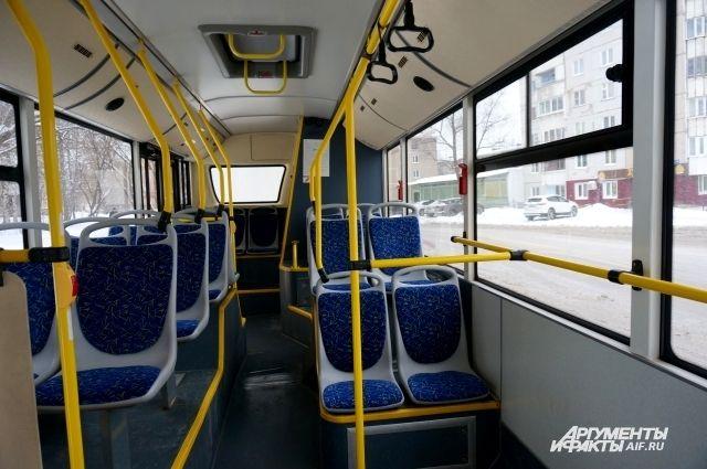 В Перми в начале мая изменится движение автобусов №69 и №70