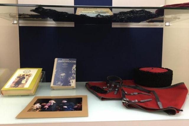 В Краснодаре откроется выставка, посвященная Виктору Лихоносову