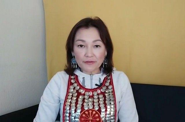 Башкирской активистке Рамиле Саитовой продлили арест