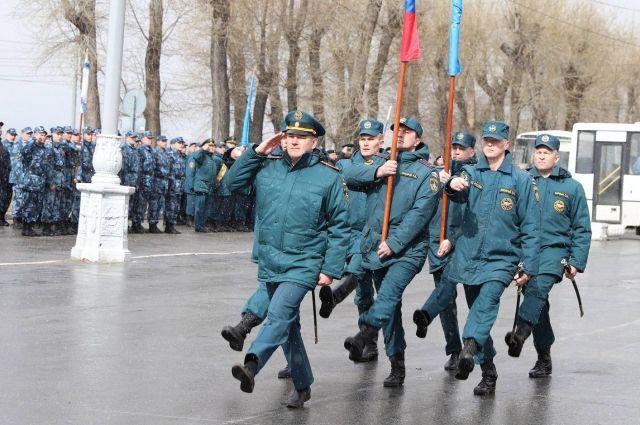 В Архангельске проведут парад Победы