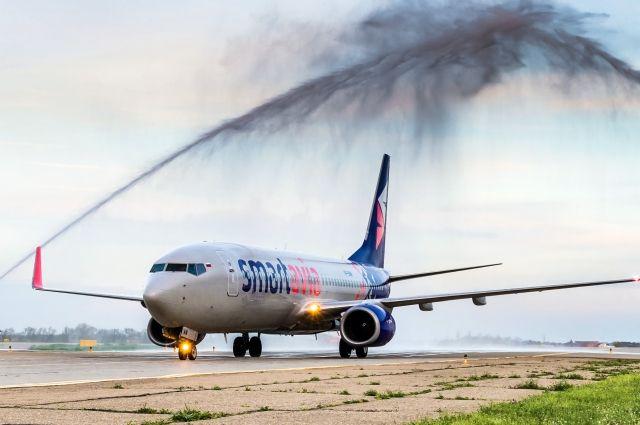 Из Краснодара в Москву и Санкт-Петербург стартуют новые авиарейсы