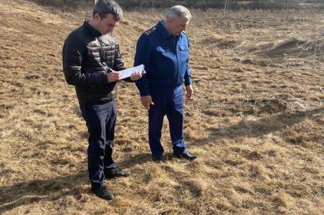 На место происшествия выехал Зеленодольский городской прокурор Сергей Егоров.