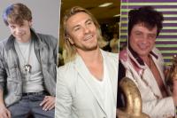 Владимир Левкин, Павел Соколов и Владимир Асимов.