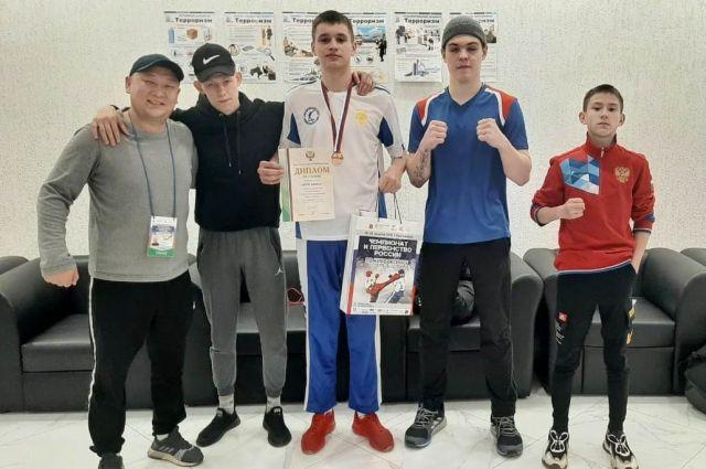 Это первые призеры России по кикбоксингу со дня основания Сахалинской федерации.