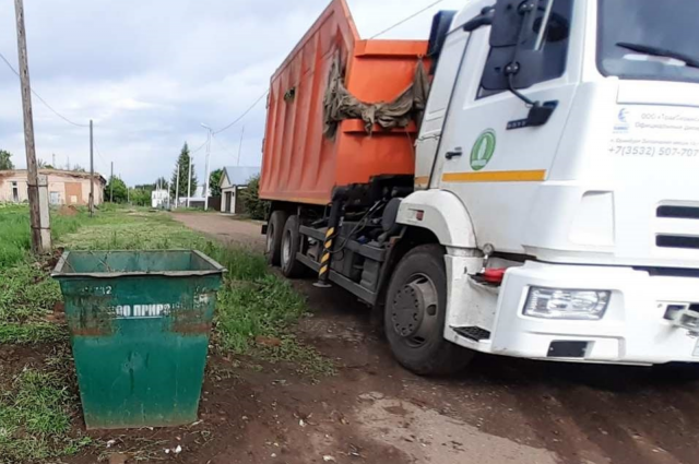 90 процентов СНТ в Оренбургской области не имеют договора на вывоз отходов.