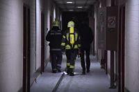 В одесском санатории произошел пожар: есть пострадавший.