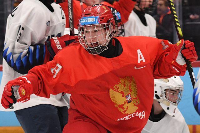 Матвей Мичков.