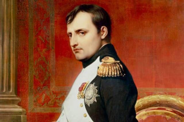 Наполеон I Бонапарт, автор Поль Деларош, 1807 год.