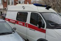 Водителя госпитализировал. Ребёнка спасти не удалось.
