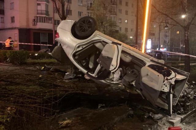ДТП с жертвами в центре Киева: суд арестовал водителя