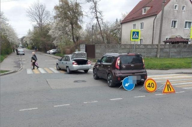 ДТП произошло 30 апреля в 16:50 на улице Белинского.
