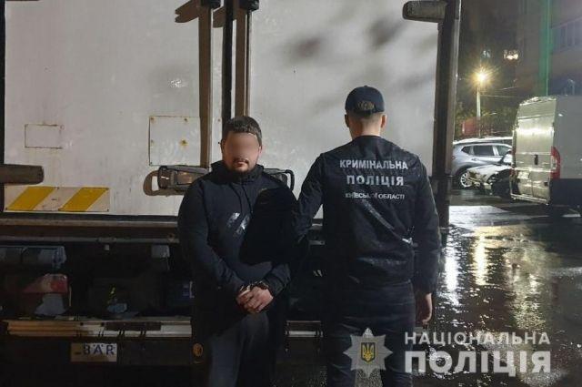В Киевской области псевдоперевозчики завладели грузом на пять млн гривен