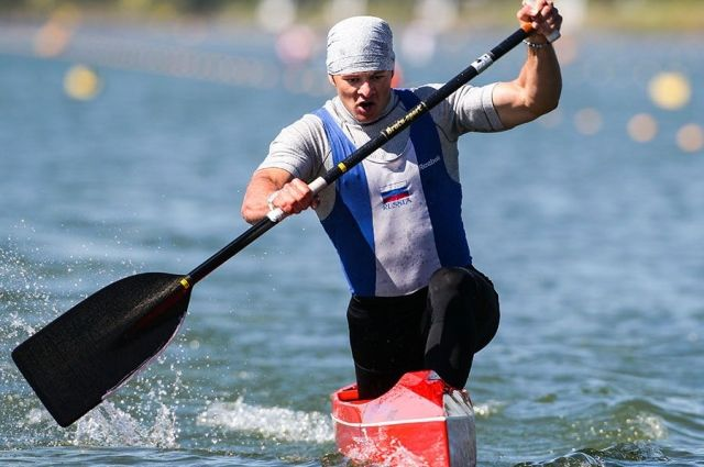 Приморский спортсмен взял пять медалей на Кубке России0