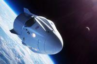 Космический корабль Crew Dragon с четырьмя астронавтами вернулся на Землю