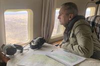Александр Моор контролирует ситуацию с пожарами в регионе