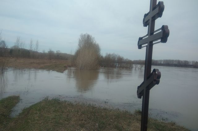 Уровни воды в реках Кузбасса 3 мая не превышают максимума.