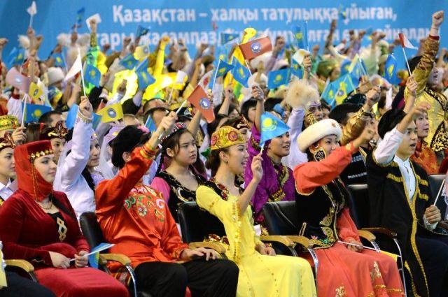 XXIX сессия Ассамблеи народа Казахстана.