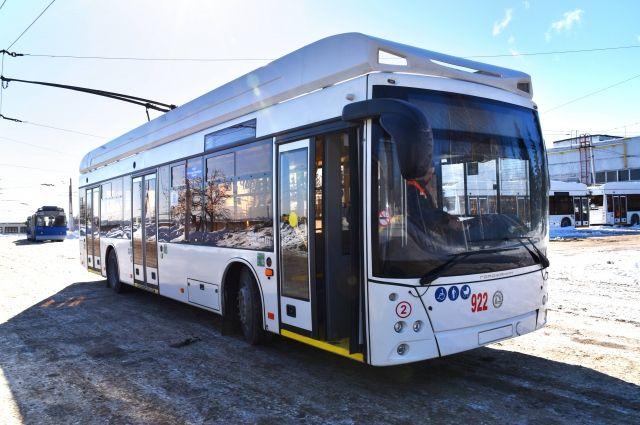 Минтранс распределил 58 троллейбусов между Чебоксарами и Новочебоксарском