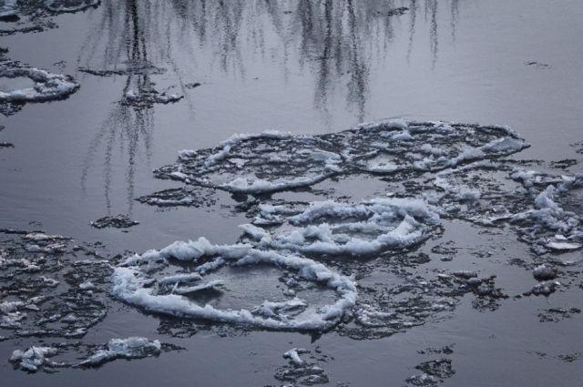 В Хабаровском крае продолжается процесс очищения рек ото льда