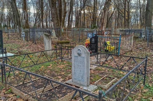 Места на кладбищах заканчиваются.