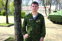 Вячеслав не только преподает историю, но и занимается поиском погибших  солдат.