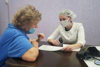 Выезды специалистов СОКБ №1 в отдаленные территории проводятся в рамках нацпроекта «Здравоохранение».