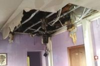 Во Львове произошел пожар в отеле: спасатели эвакуировали 12 человек