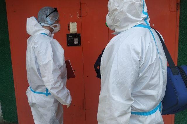 За сутки в Калининградской области 56 новых случаев коронавируса