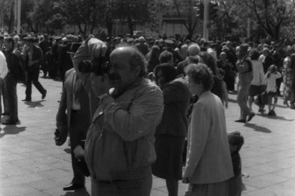 Краснодар, 1989 год.