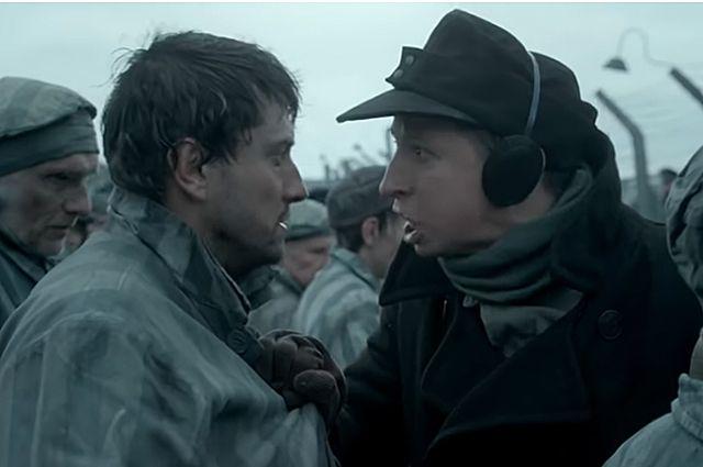 Кадр из фильма «Девятаев»