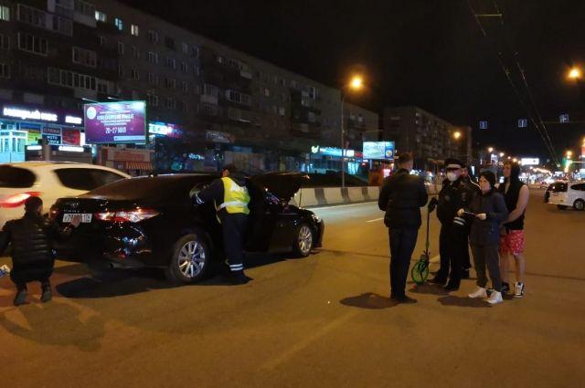 Очевидица раскрыла подробности ДТП с погибшим водителем Kia в Новосибирске
