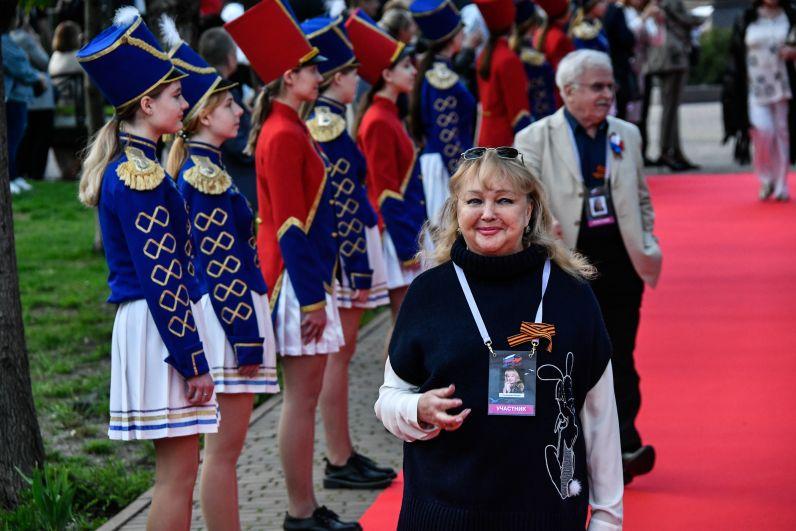 Актриса Наталья Гвоздикова