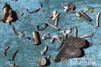В Донецкой области пенсионер подорвался во время уборки могилы