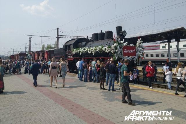 В Оренбуржье 5 мая прибудет «Поезд Победы».