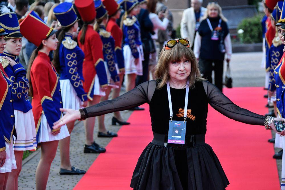 Певица Екатерина Семенова