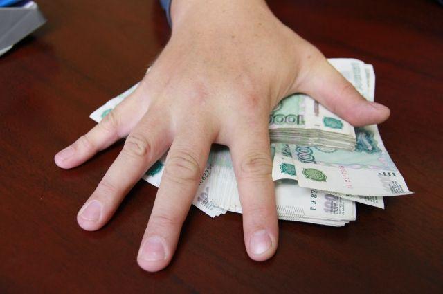 Задолженность перед четырьмя работниками составила 450 тысяч рублей.
