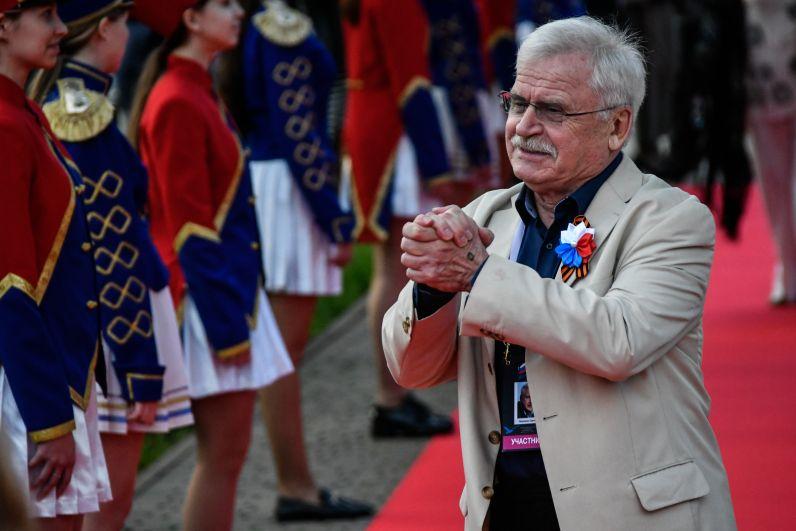Актер Сергей Никоненко