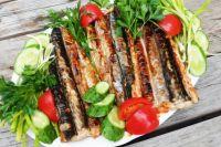 Вкусно и полезно: рецепт скумбрии на гриле