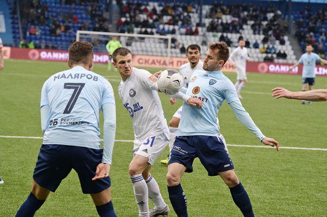 В решающем матче с «Оренбургом» футбольный клуб «Нижний Новгород» не смог добиться даже ничьей.