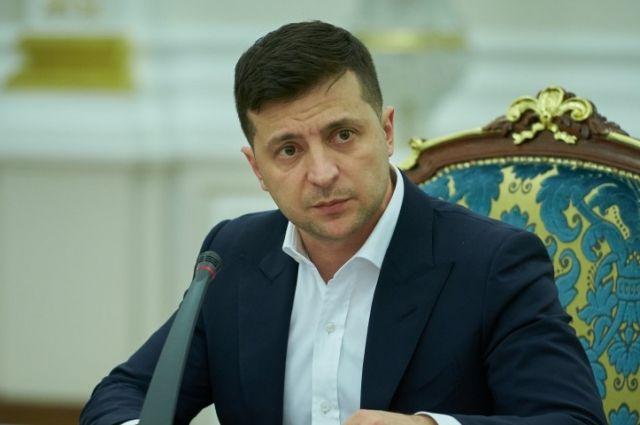В РФ ответили на слова Зеленского о войне в Европе из-за Крыма