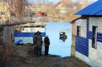 Первая волна паводка на Алтае 2021.