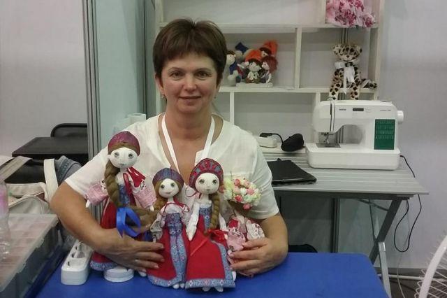 Куклы оживляют не дорогие материалы, а мастерство человека.