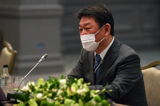 СМИ: глава МИД Японии призвал G7 к совместному подходу в отношении РФ