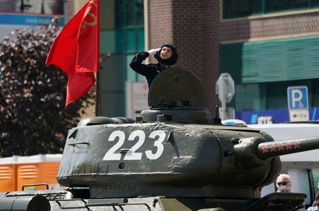 Как в Калининграде отметят 76-ю годовщину Великой Победы