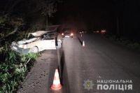 Во Львовской области произошла авария: погиб один человек.