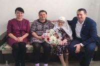 В Татарстане в приёмных семьях живут восемь тружениц тыла. Одна из них –  инвалид второй группы из Высокогорского района Шамсеруй Низаметдиновна Низаметдинова.