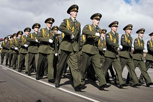 Парад Победы пройдёт на окраине Перми.